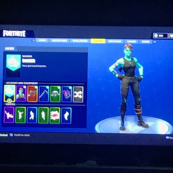 Fortnite Account Xbox One Image On Imged